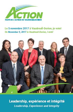 Élections municipales Vaudreuil-Dorion